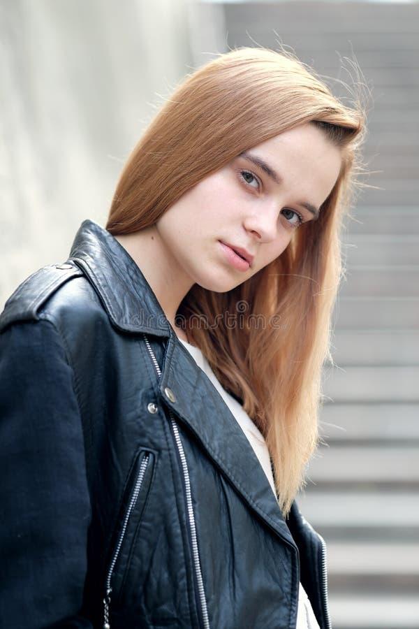piękne dziewczyny portret young zdjęcia royalty free