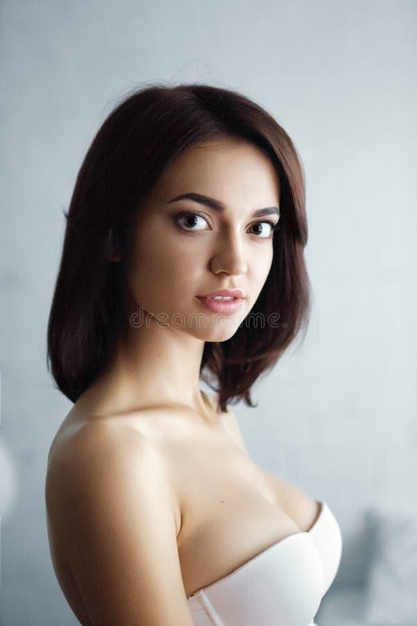 piękne dziewczyny portret young obraz royalty free