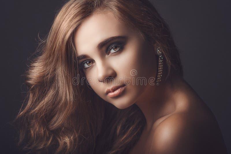 piękne dziewczyny portret young wizerunek seksowny fotografia royalty free