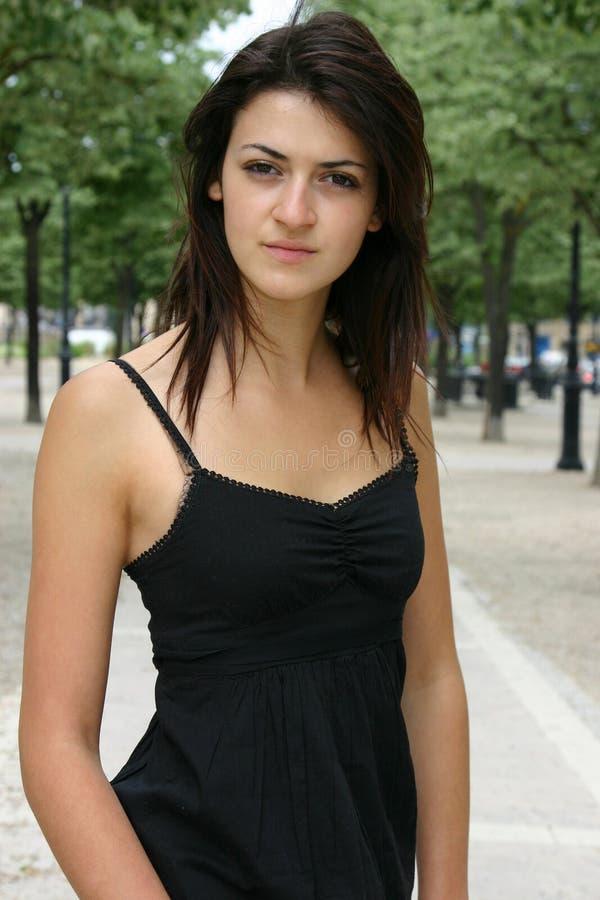 piękne dziewczyny young zdjęcie stock