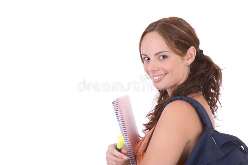 piękne kobiety, młody student zdjęcia royalty free