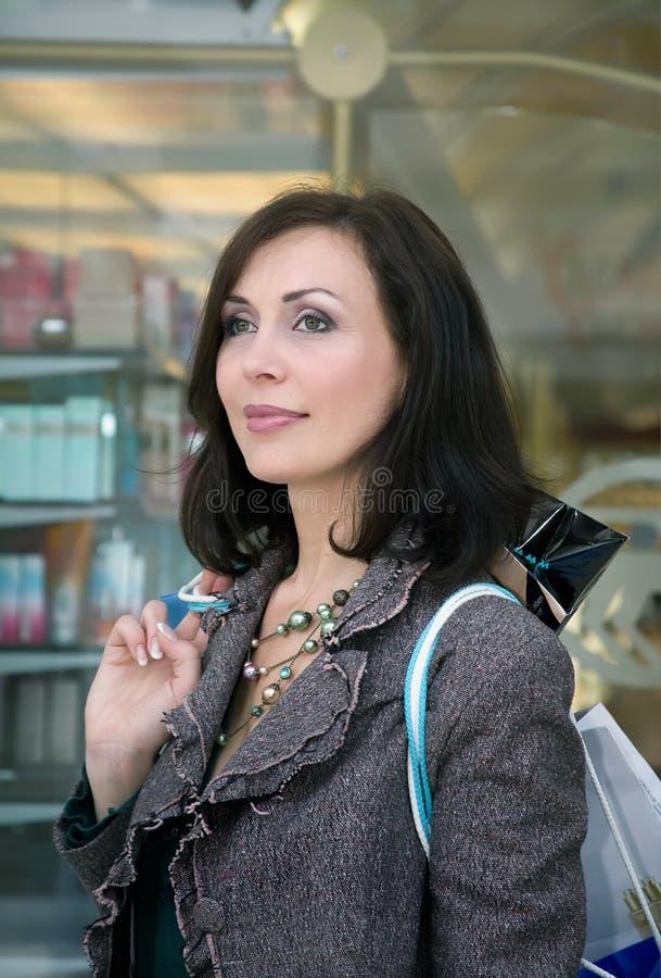 piękne kobiety young fotografia stock