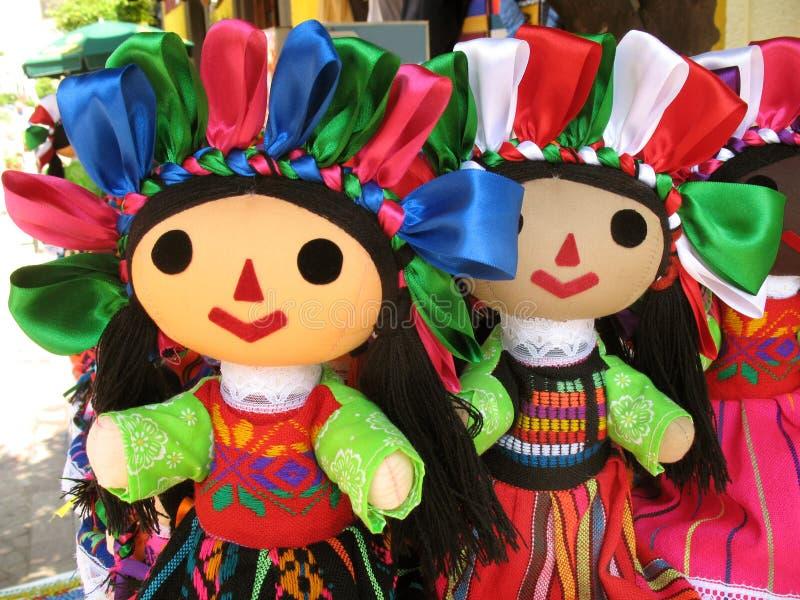 piękne lalki. zdjęcie stock