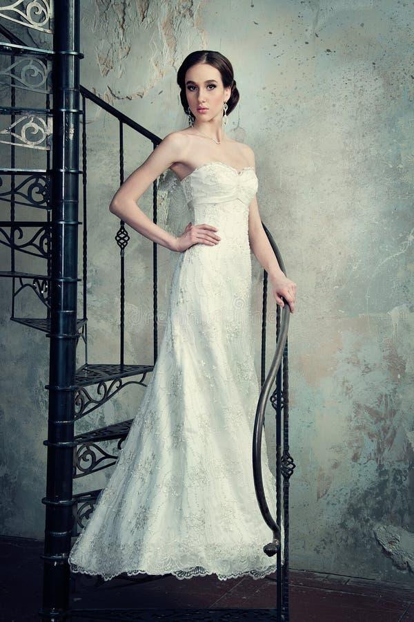 piękne modelu young fotografia royalty free