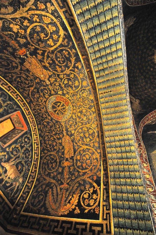 piękne mozaiki fotografia stock