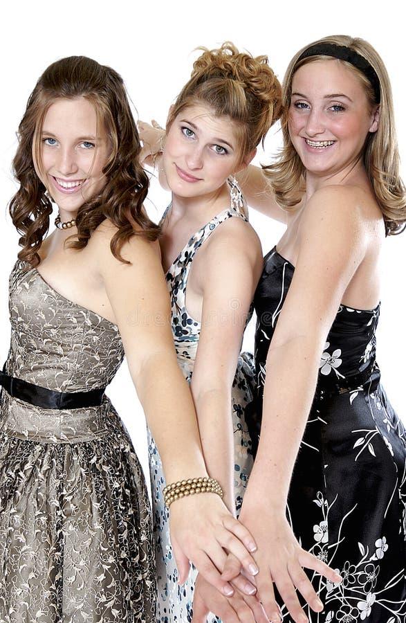 piękne nastolatki zdjęcie royalty free