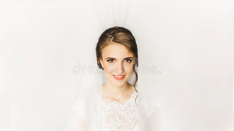 piękne pann młodych young Ranek panna młoda obrazy stock