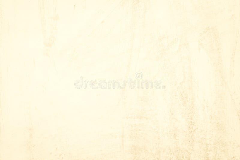 Pięknego Abstrakcjonistycznego Grunge stiuku ściany Dekoracyjni jasnożółci półdupki zdjęcie royalty free