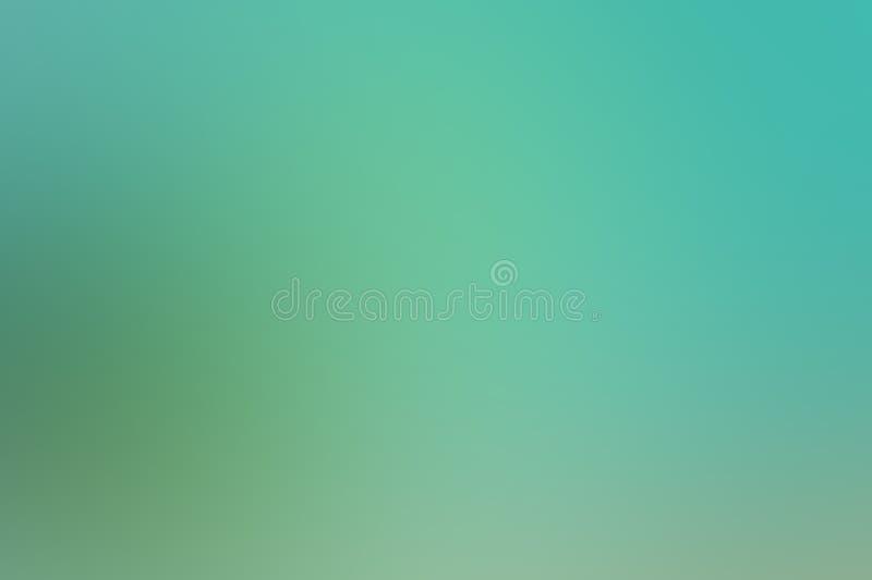 Pięknego gradientu jasnego błękitny lazurowy niebo lub morze bez chmur fotografia royalty free
