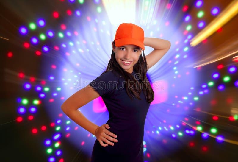 pięknej nakrętki dziewczyny latynoski latin target1024_0_ nastoletni zdjęcia royalty free
