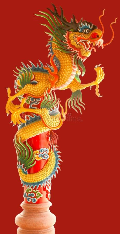 piękni chińscy smoki obrazy royalty free