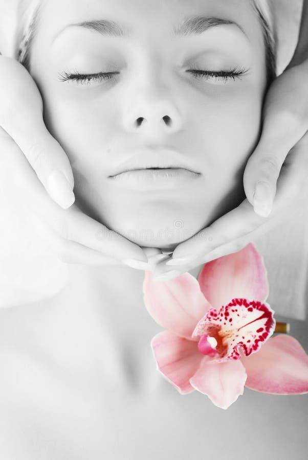 piękni twarzy kobiety potomstwa fotografia stock