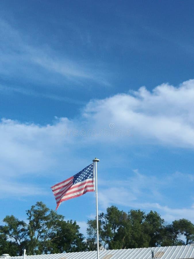 Pięknie amerykańskie życie obrazy stock