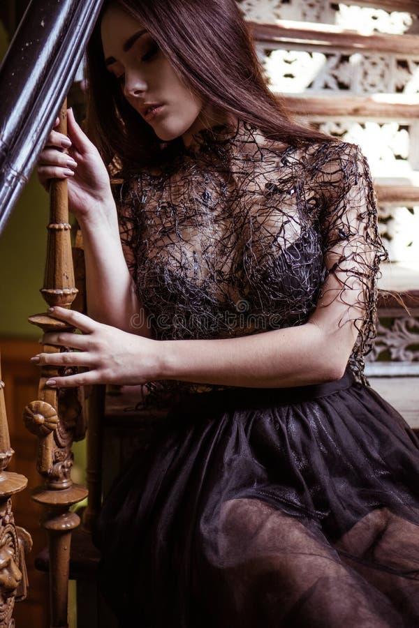 Piękno azjata kobieta fotografia stock
