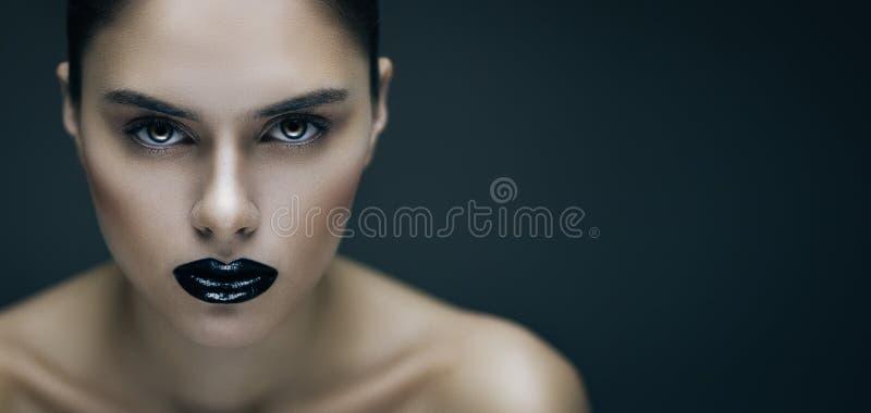 piękno gothic obrazy stock