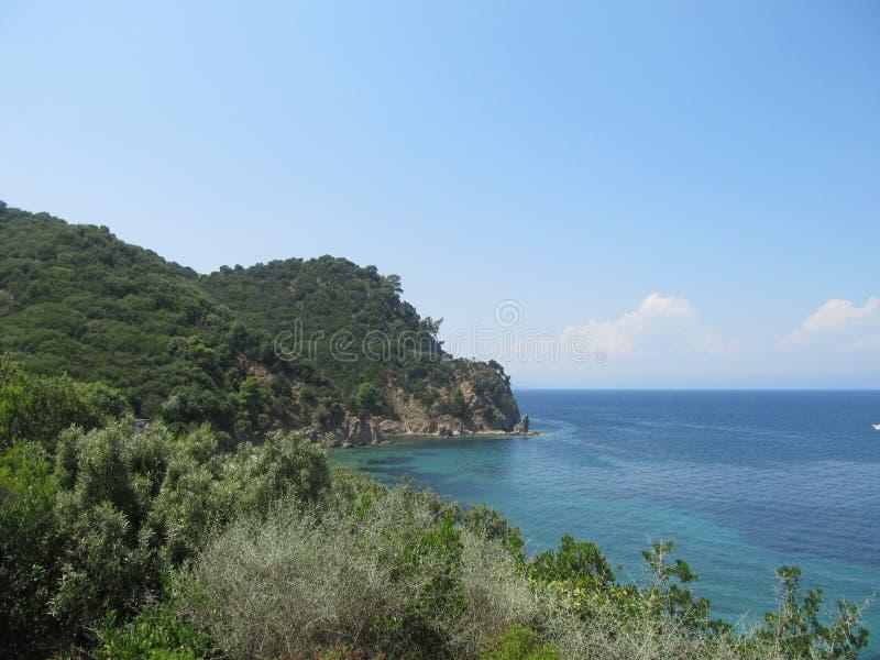 Piękno Grecja zdjęcia stock