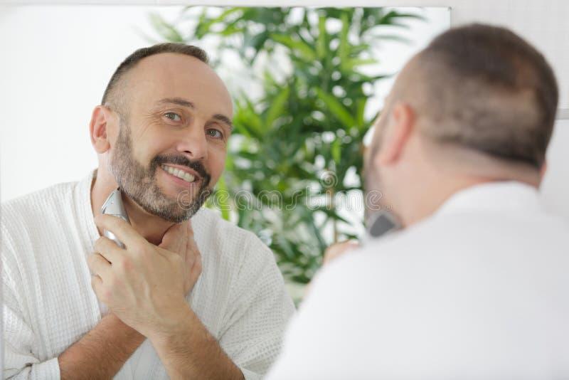 Piękno higieny golenia przygotowywać i ludzie pojęć obrazy stock
