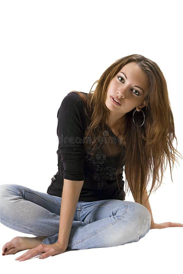 piękno kobiet young obrazy stock