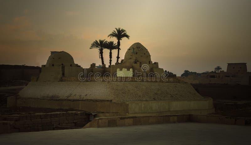 PiÄ™kno Luxor fotografia royalty free