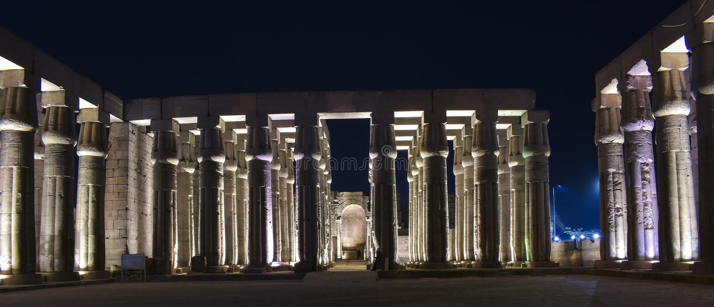 PiÄ™kno Luxor obraz stock