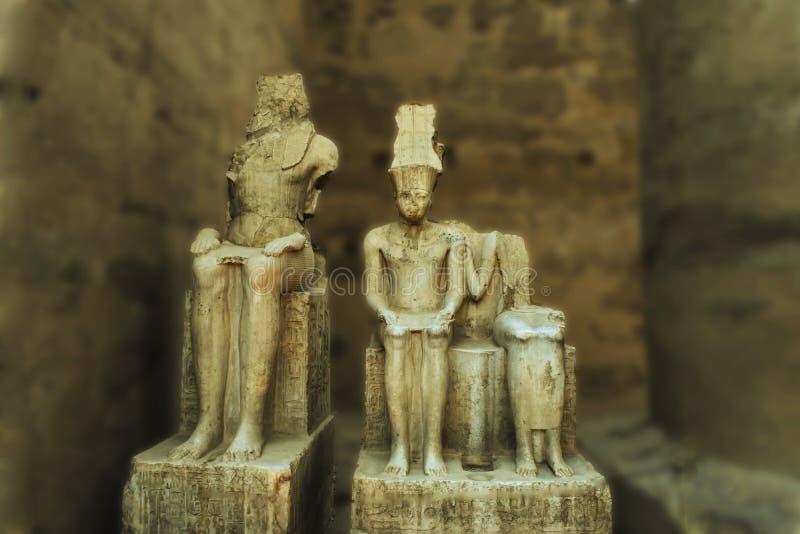 PiÄ™kno Luxor obrazy royalty free