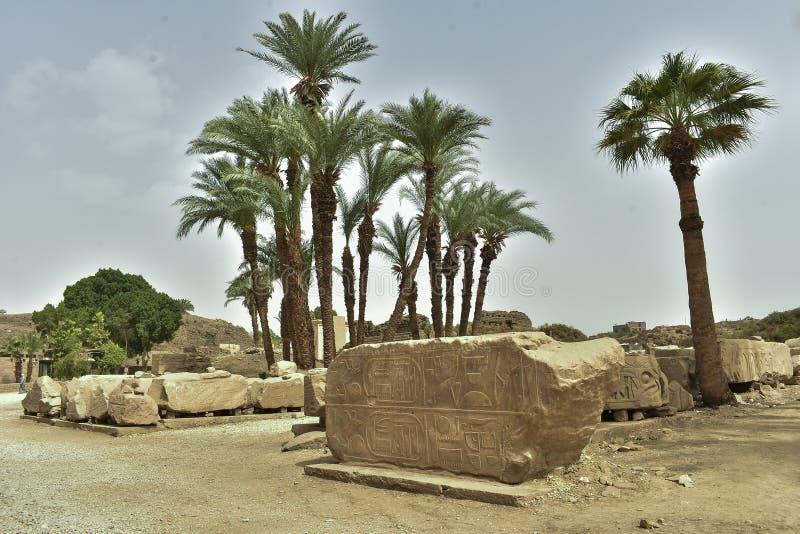 PiÄ™kno Luxor obrazy stock