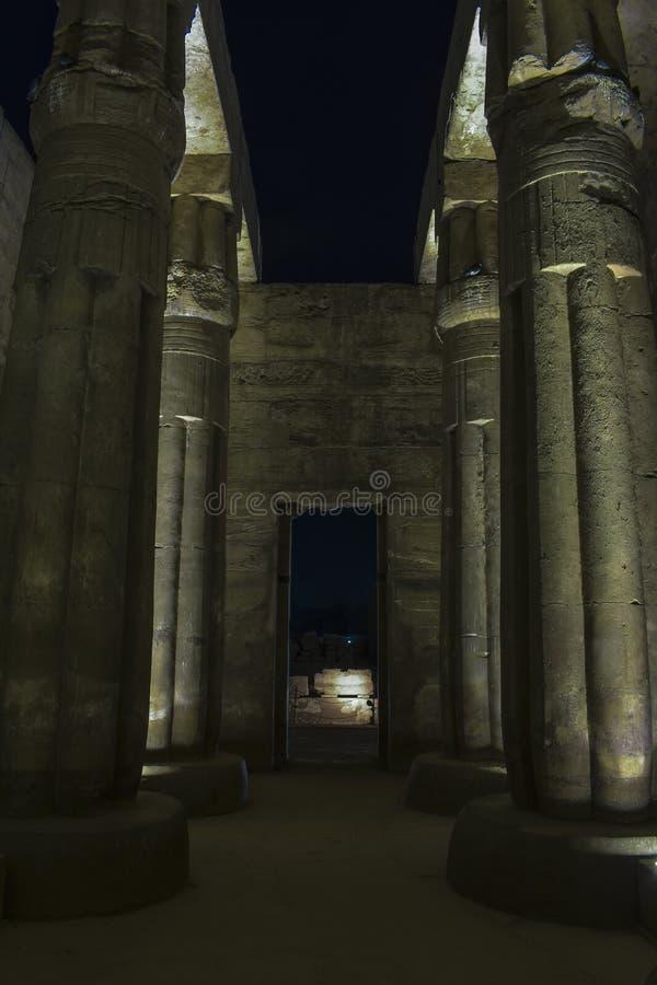 PiÄ™kno Luxor zdjęcia royalty free