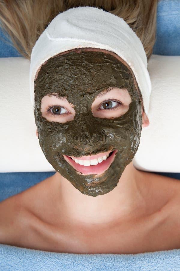 piękno maska fotografia royalty free