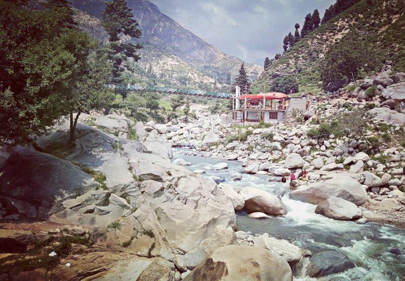 Piękno Pakistan obrazy stock