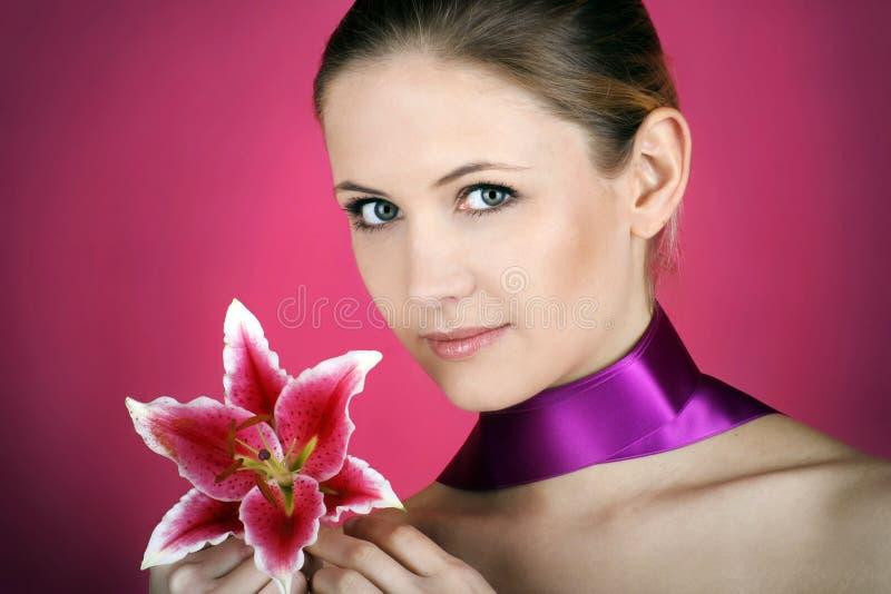 piękno portret kobiety fotografia royalty free