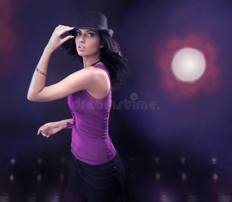piękno taniec zdjęcia royalty free