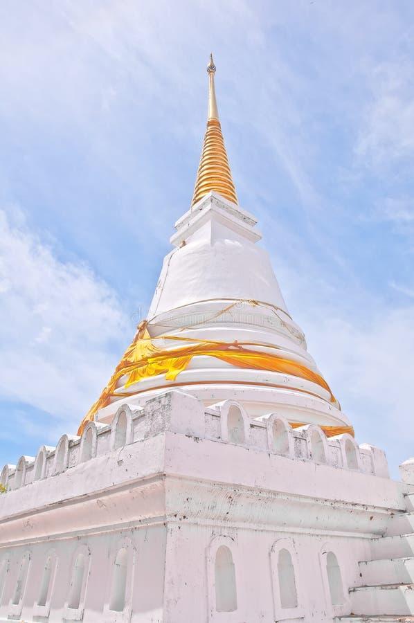 Piękno w Songkhla Pogoda Tajlandia zdjęcia royalty free