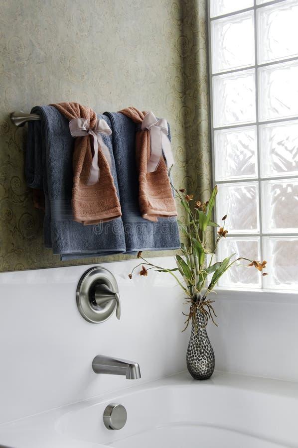 piękny łazienka luksus fotografia stock