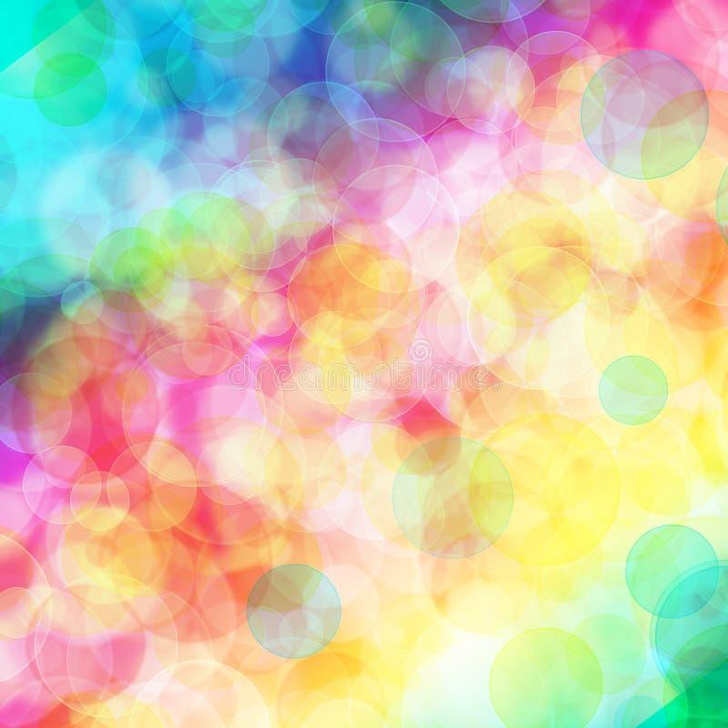 piękny abstrakcjonistyczny tło zdjęcie stock