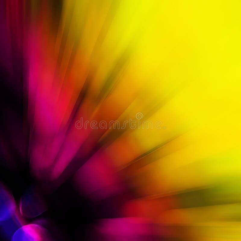 piękny abstrakcjonistyczny tło fotografia royalty free