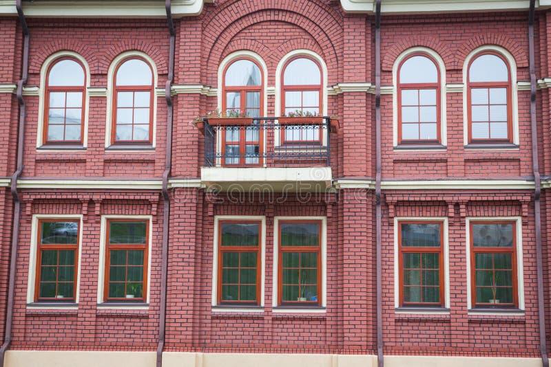 Piękny antyczny okno zdjęcia royalty free