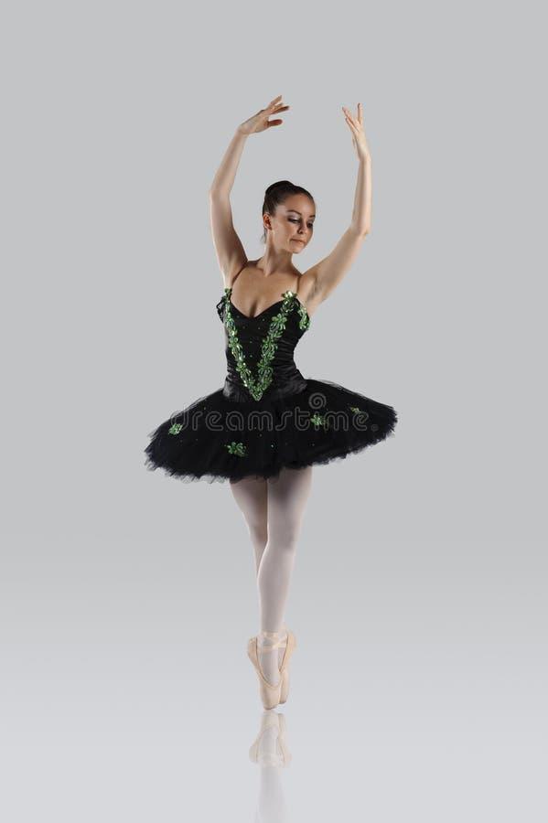 Piękny balet zdjęcie royalty free