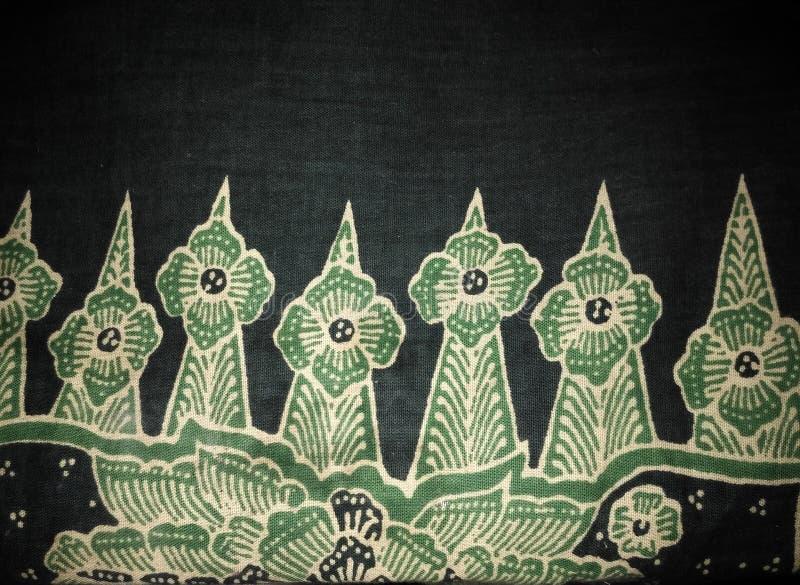 Piękny batik fotografia stock