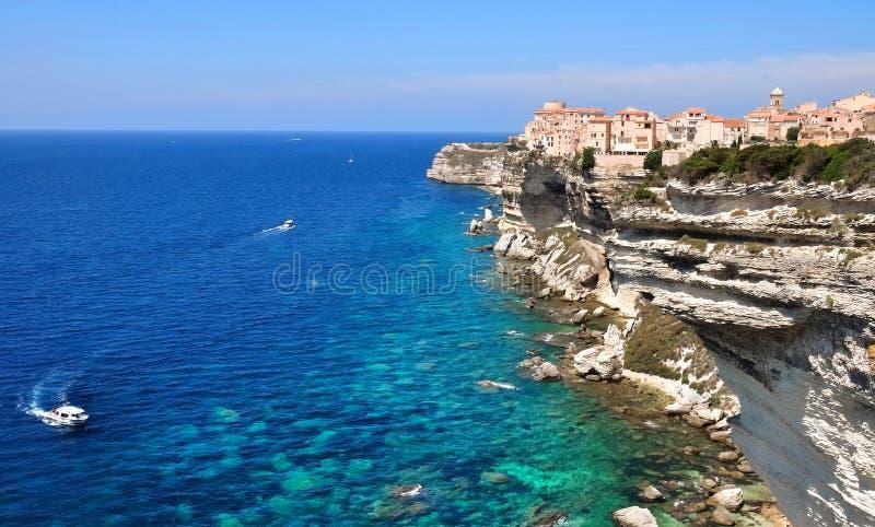 piękny brzegowy śródziemnomorski obraz stock