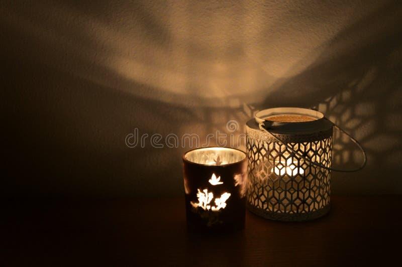 Piękny candlestick zdjęcie stock