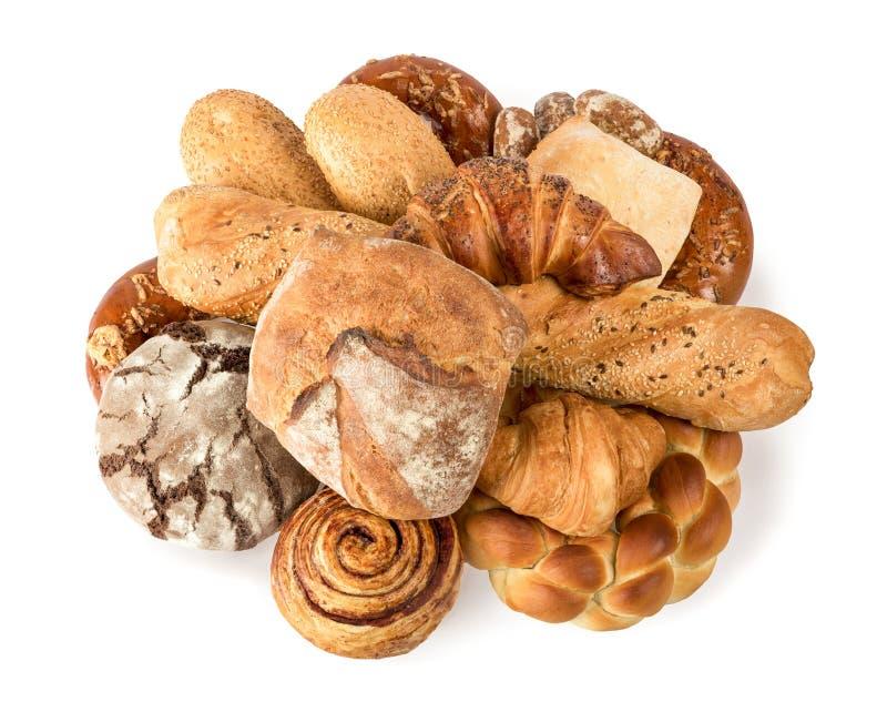 Piękny chleb obrazy royalty free