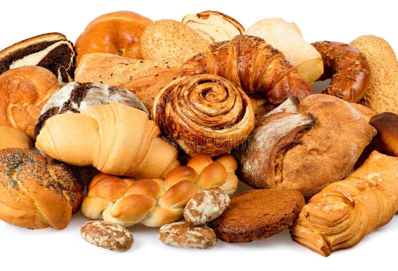 Piękny chleba zbliżenie zdjęcie royalty free