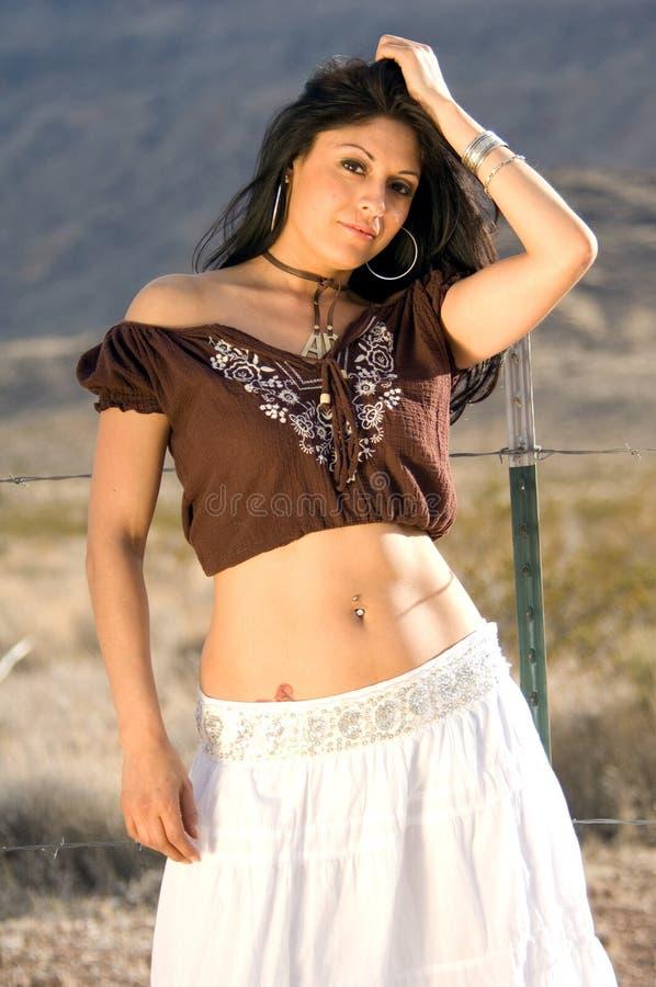 piękny desert Latina obrazy royalty free