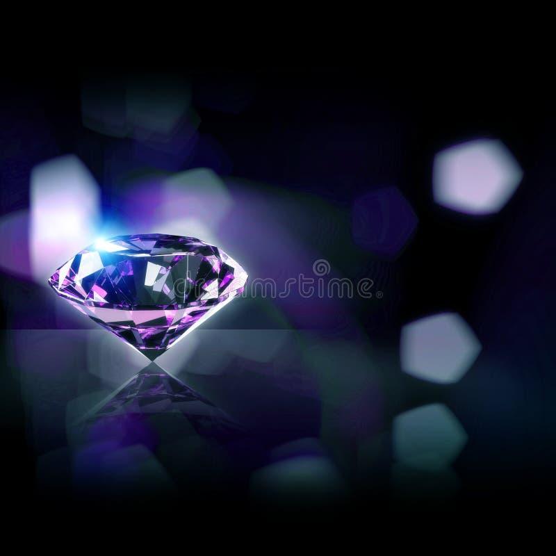 piękny diament