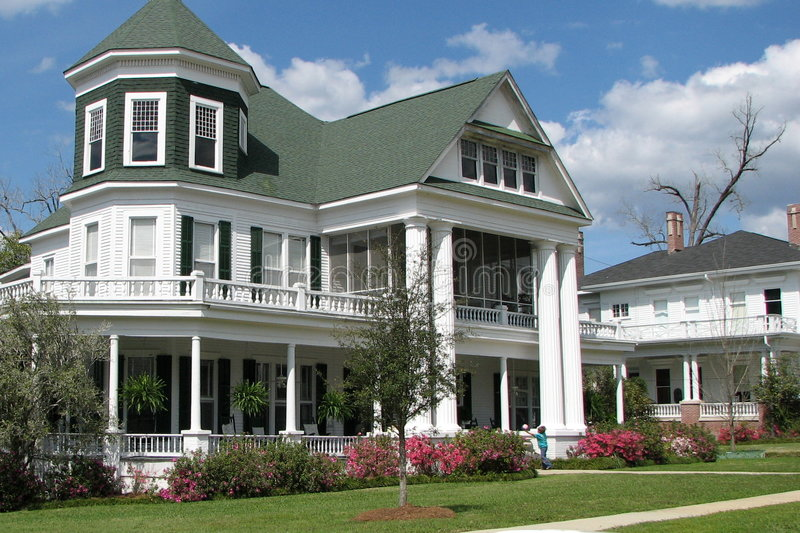 piękny domowy stary zdjęcia royalty free