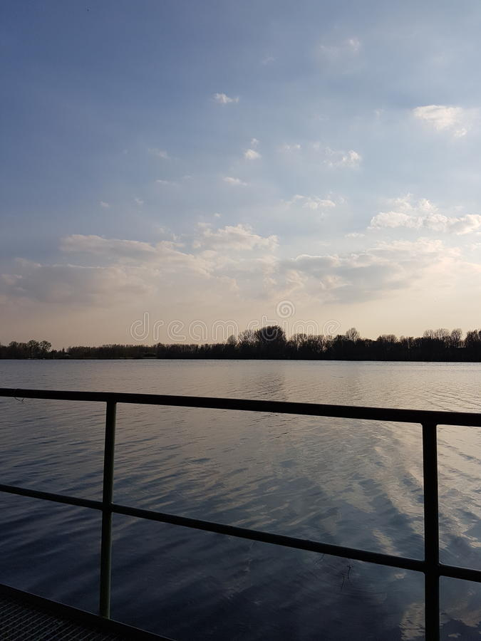 Piękny dreamland zdjęcie stock