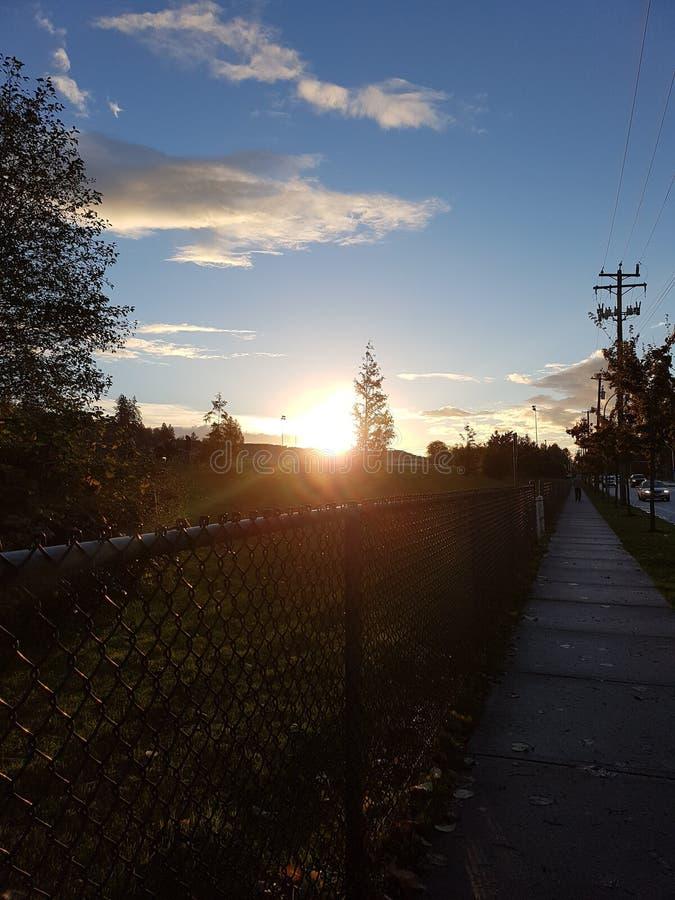 Piękny dzień dzisiaj właśnie zbyt zimno though zdjęcia stock