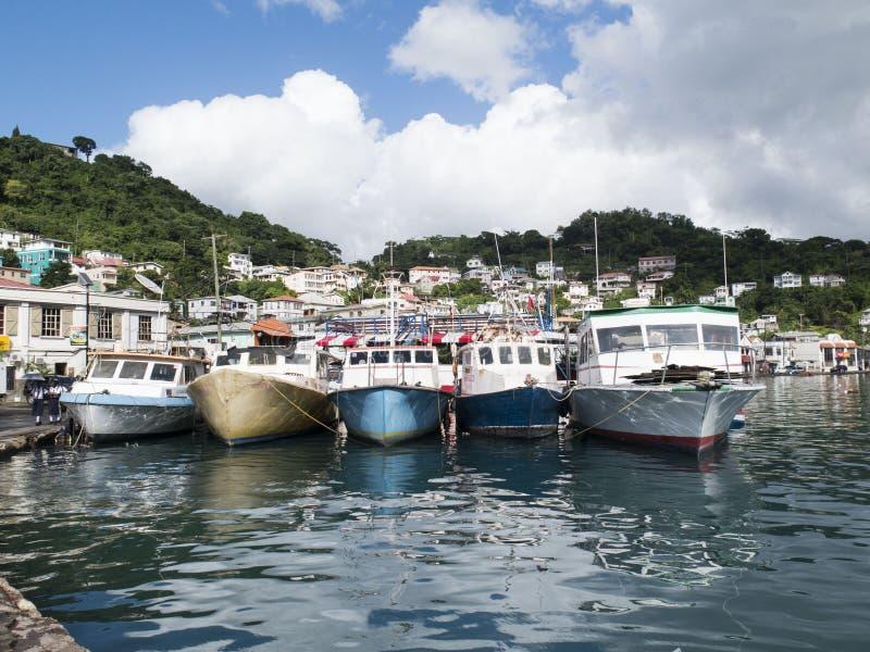 Piękny dzień out w Grenada fotografia stock