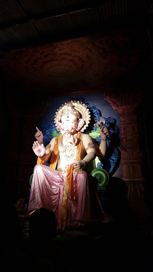 Piękny ganesh zdjęcia royalty free