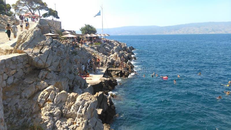 piękny Greece zdjęcia stock